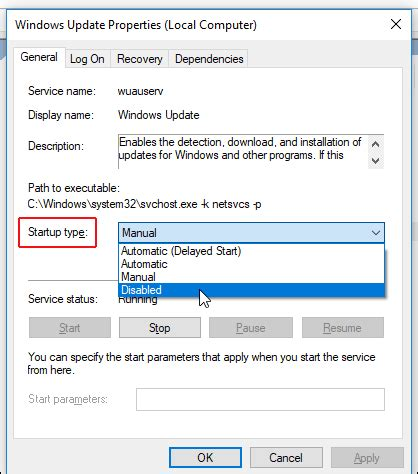 How to disable Windows 10 update thoroughly – PC Tools Share