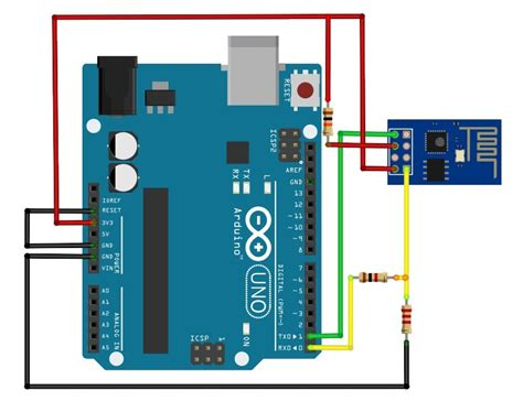 Arduino WiFi: Using ESP8266 with AT Commands