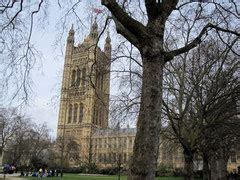 Palace of Westminster/Houses of Parliament - Burgen und