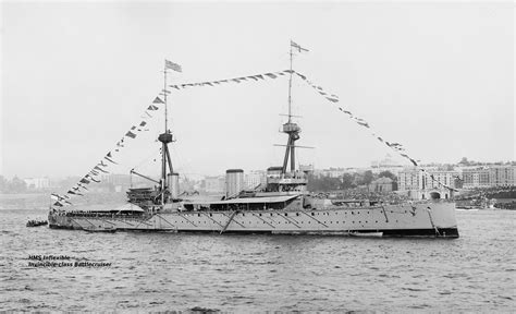 All Dreadnoughts of the Royal Navy - Photos of every class