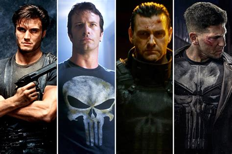 Comics on Film: The Punisher Returns Today - Here's Where