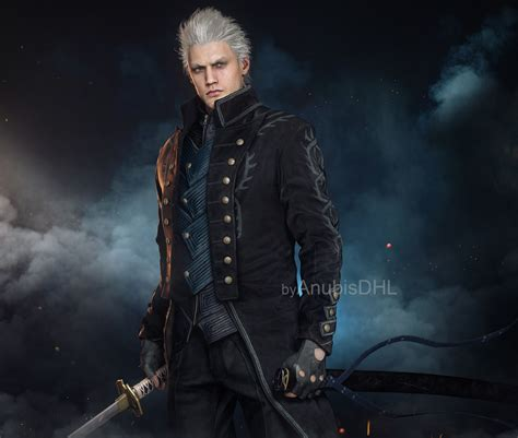 Devil May Cry 5: Vergil by AnubisDHL on DeviantArt