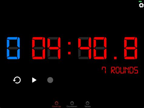 I just found the best CrossFit workout timer app out there