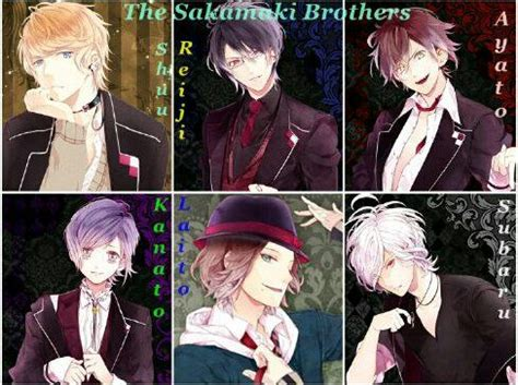 How well do you know Diabolik Lovers? - Test