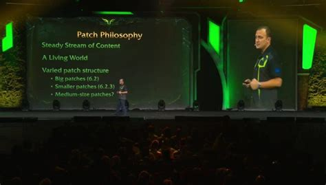 BlizzCon 2016 World of Warcraft: What's Next Panel Transcript