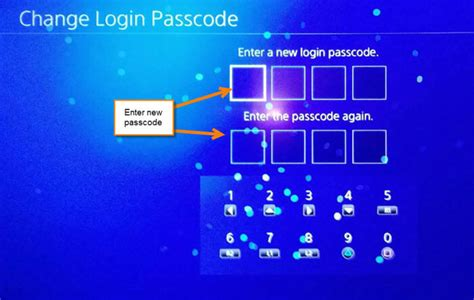 How To Set Up User Passcode For PS4 Profile   Daves