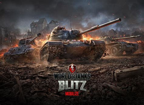 Wargaming Finally Launches World Of Tanks Blitz On iOS
