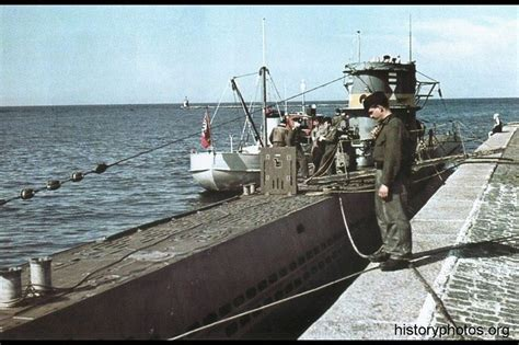 The Germany Navy during WW II In Color