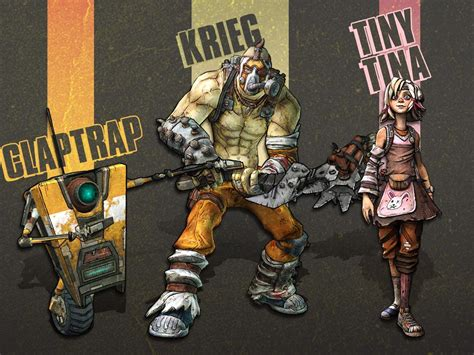 Claptrap is one of Borderlands' most popular characters