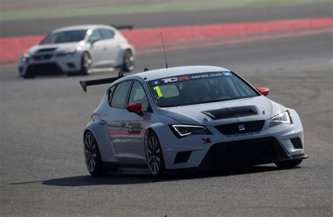 Video and images from first TCR testing - TouringCarTimes