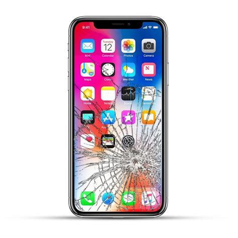 Apple iPhone Xs Max Reparatur LCD Display Touchscreen Glas