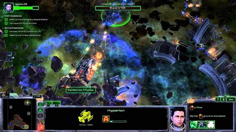 Starcraft II: Heart of the Swarm Mission 12 Campaign