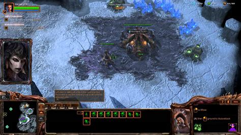 Starcraft 2 Heart of the Swarm Mission 04 - Harvest of