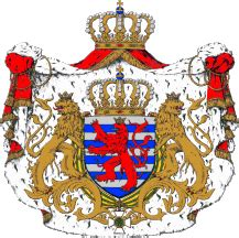 Luxembourg: Coat of arms