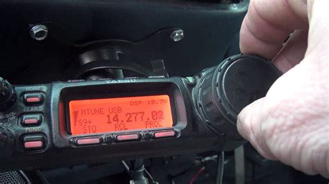 Mobile Comms with the Yaesu 857-d and a Chameleon Vertical