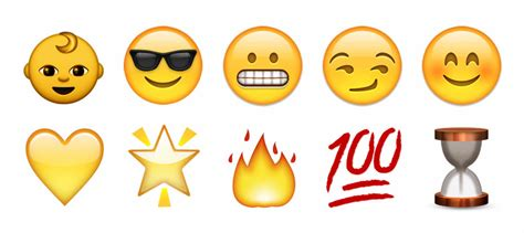 Emojis and Online Dating: A Match Made in… Face with