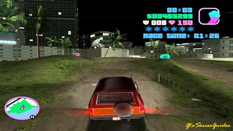 Test Track - GTA: Vice City Side-Mission - YouTube