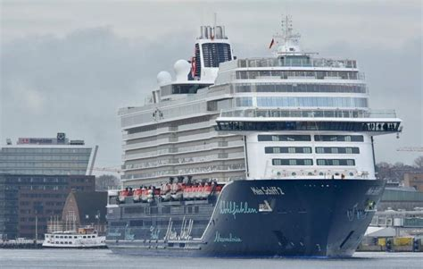 TUI MS2 – atmosphere 4K onboard the new TUI Mein Schiff 2