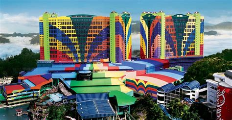 Did You Know That the World's Largest Hotel is Actually