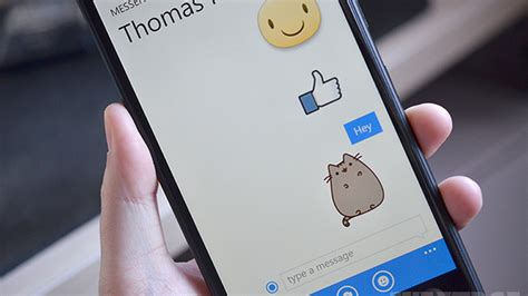 Facebook Messenger app now available on Windows Phone