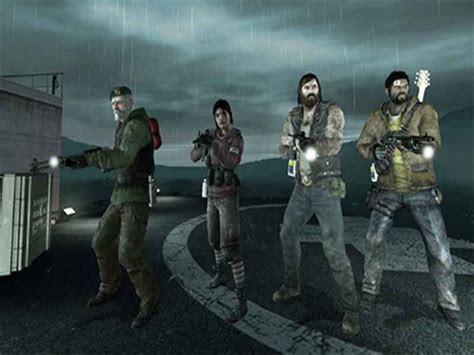Left 4 Dead 1 Game Download Free For PC Full Version