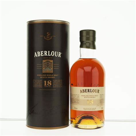 Aberlour 18 Year Old   Global Whisky Auctions   Online