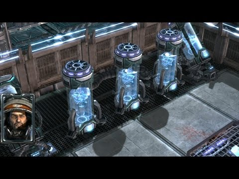 Starcraft II: Heart of the Swarm Mission 8 Campaign