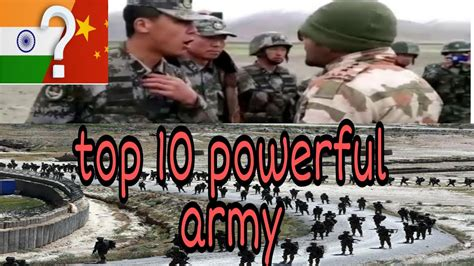 Top 10 most powerful military in the world 2020   most