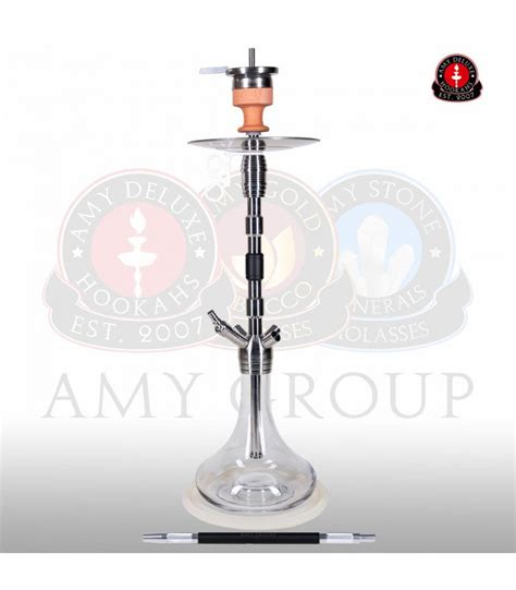 AMY Deluxe Dark Steel SS06 plus - Transparant