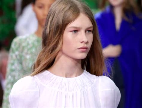 14-year-old model is raising questions - Business Insider