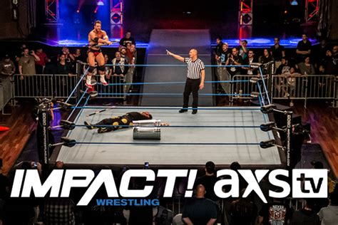Impact Wrestling to Air on AXS TV Following Bound for