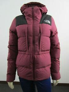 NWT Womens The North Face UX (Nuptse) 550-Down Insulated