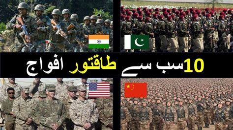 Top 10 strongest army in the world 2020   Top 10 Urdu