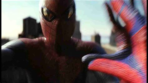 The Amazing Spider-man teaser trailer review - YouTube