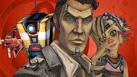 Who's Your Favorite Borderlands Character? - IGN
