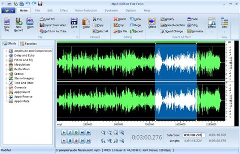 Download MP3 Editor for Free v9