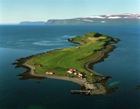 Vigur Island - Iceland, Europe - Private Islands for Sale