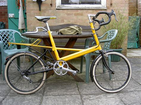 What do you get if a Raleigh twenty collides with a