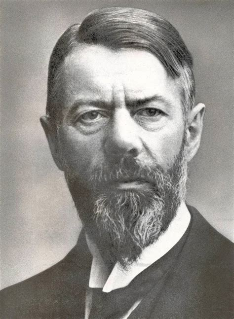 Biography of Max Weber