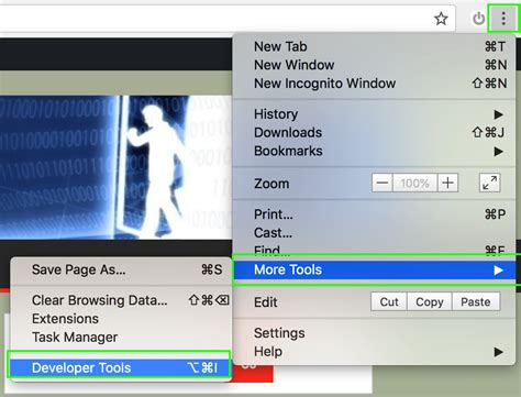 Export data from the Chrome browser console - Technolize