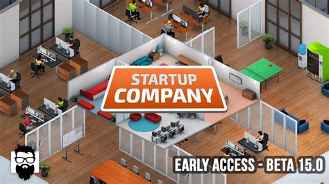 Startup Company Android/iOS Mobile Version Full Game Free