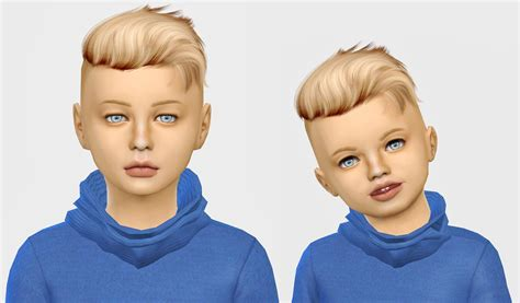 Simiracle: Wings Os0917 hair retextured ~ Sims 4 Hairs
