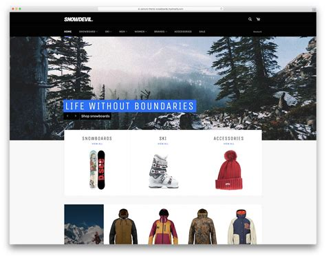 30 Free Best Shopify Themes For Your Online Store 2020