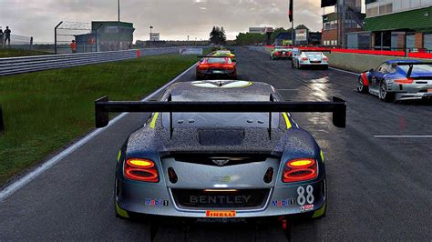 Project CARS 2 - Gameplay Bentley Continental GT3