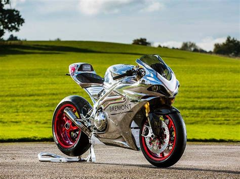 Here It Is, The Norton V4 RR Superbike