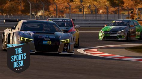 The Sports Desk – A Caution Flag For Project Cars 2 - Game