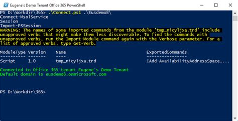 Easily manage multiple Office 365 tenants with Windows