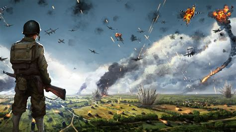 The 7 best depictions of World War II in PC games   PC Gamer
