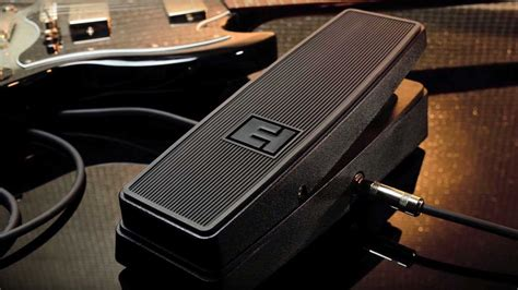Electro-Harmonix Wailer Wah pedal available now