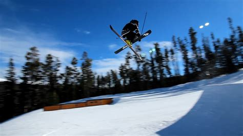 How to 360 on Skis   PUSH   Action Sports Tutorials